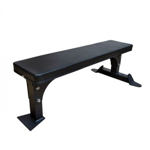 Heavy Duty Flat Bench profilová