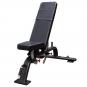 STRENGTHSYSTEM Heavy duty utility bench - posilovací lavice pohled