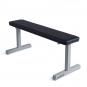 FITHAM Posilovací lavice rovná PROFI šedá