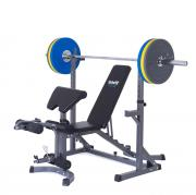 Bench lavice se stojany TRINFIT Set RX10